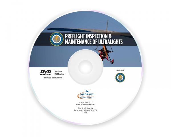Inspection & Maintenance of Ultralights