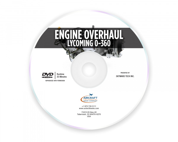 Engine Overhaul Lycoming O-360