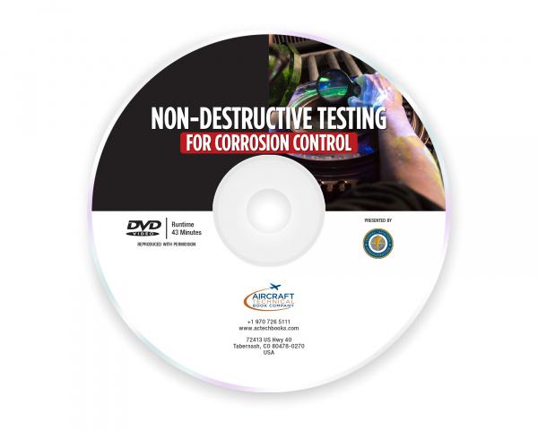 Nondestructive Testing for Corrosion Control - DVD