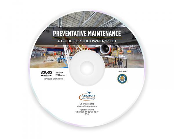 Preventative Maintenance - DVD