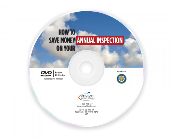 How to Save Money on Your Annual Inspection - DVD