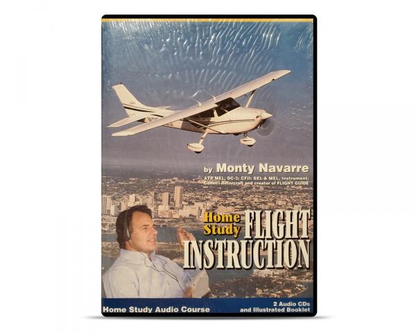 Home Study Flight Instruction - CD