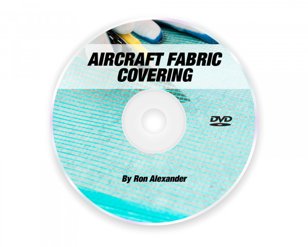 Aircraft Fabric Covering - DVD