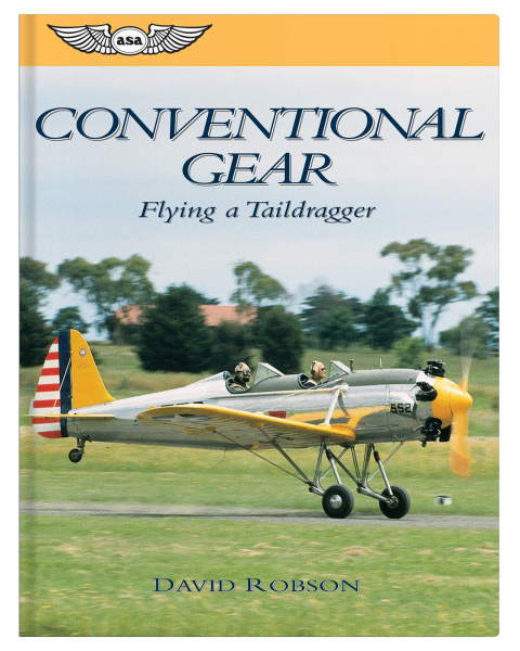 Conventional Gear Flying A Taildragger