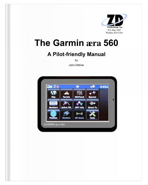 Garmin 560 Manual
