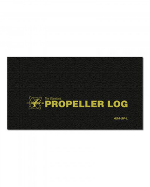 Propeller Logbook - Soft Cover