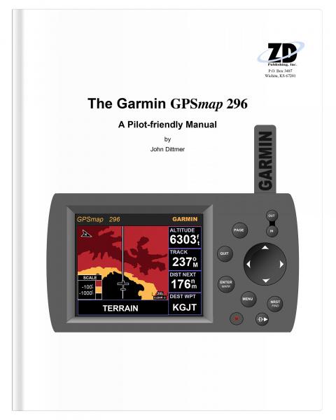 Garmin 296 Manual
