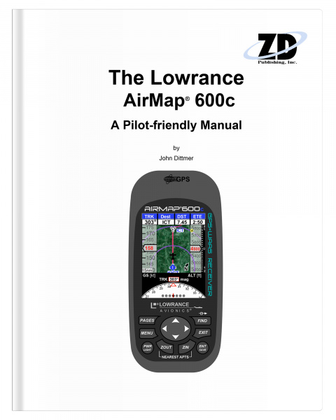 Lowrance AirMap 600C Manual