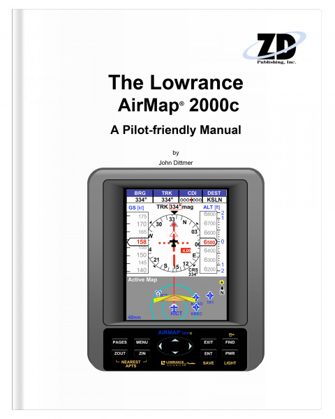 Lowrance AirMap 2000C Manual