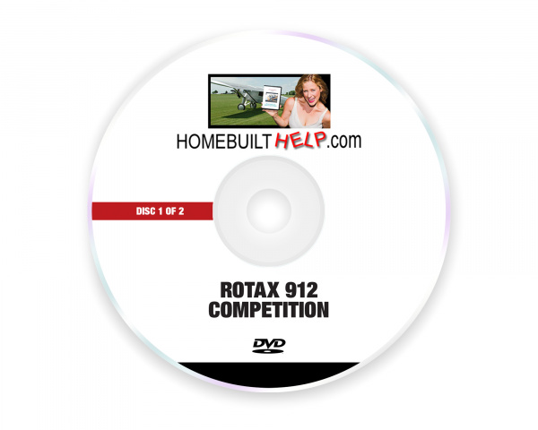 The Rotax 912 Competition - DVD