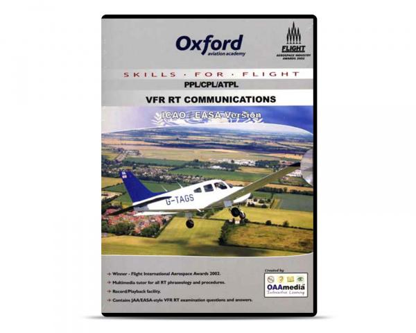 VFR Radio Telephony Communications - CD