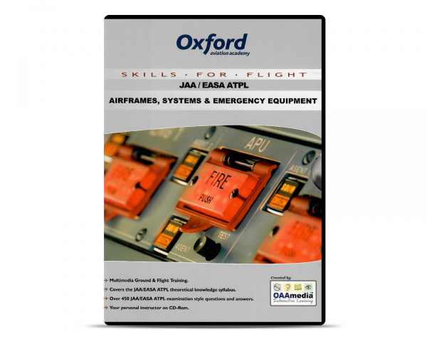 Airframes, Systems & Emergency Equipment - CD